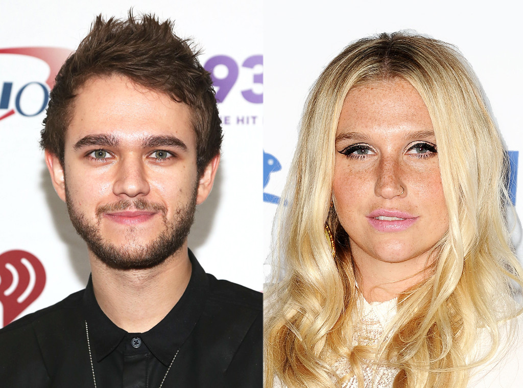 Kesha, Zedd