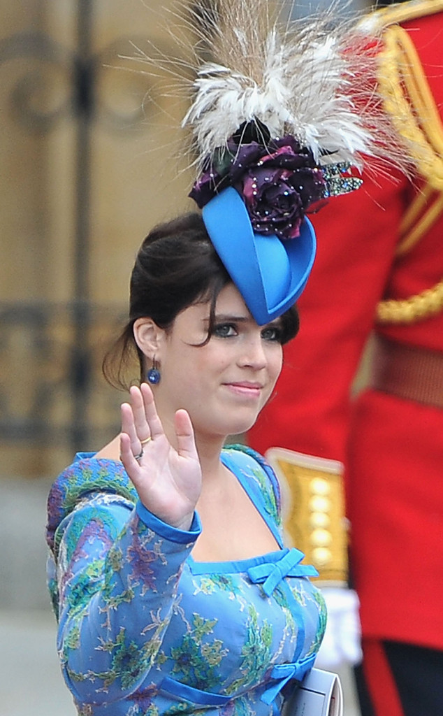 Princess Eugenie, Fascinator