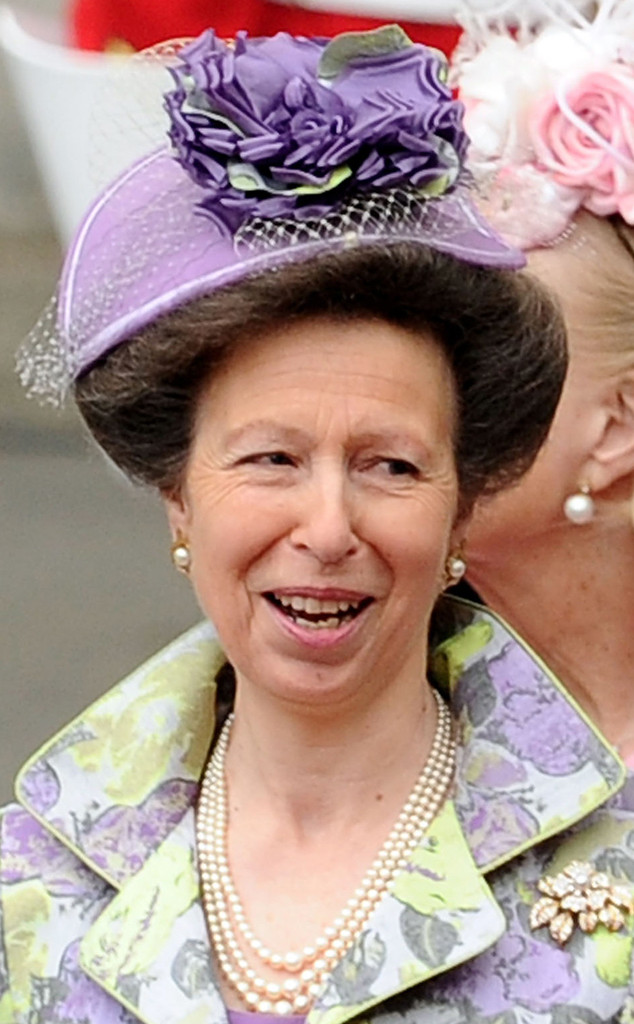 Princess Anne, Fascinator
