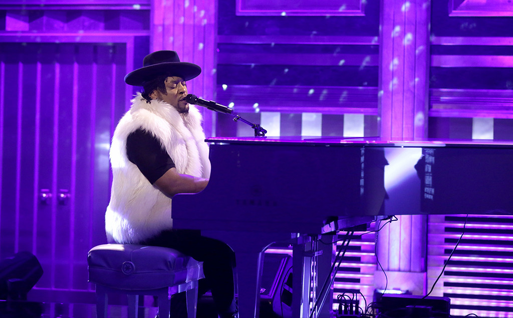 The Tonight Show, D'Angelo