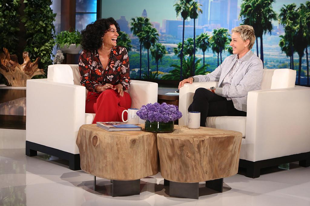 Tracee Ellis Ross, The Ellen DeGeneres Show