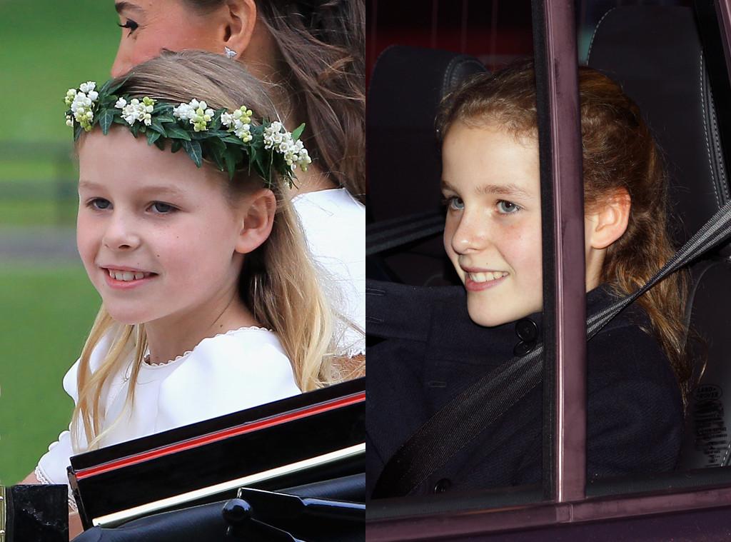Margarita Armstrong-Jones, Royal Wedding, 2011, 2014