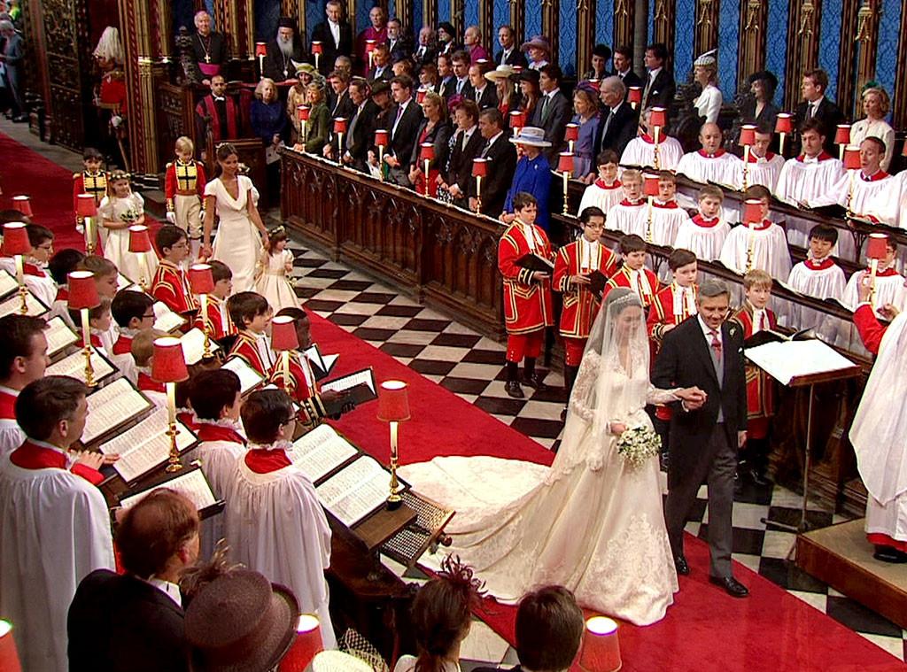 Kate Middleton, Royal Wedding