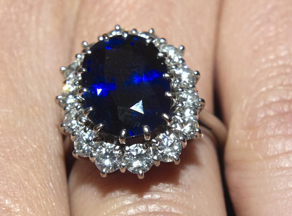 Kate Middleton, Prince William, Royal Wedding, Engagement Ring