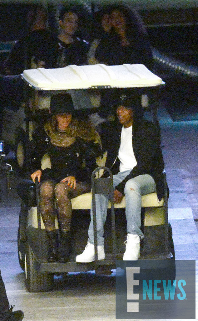 Beyonce, Jay Z, Tina Knowles, Exclusive