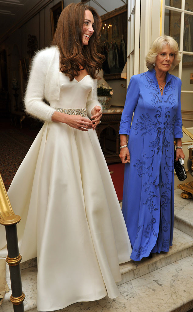 Catherine, Duchess of Cambridge, Camilla, Duchess of Cornwall, Kate Middleton