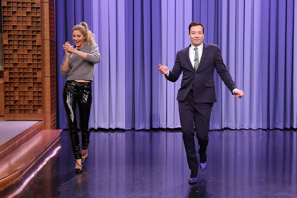 Gisele Bundchen, Jimmy Fallon, The Tonight Show