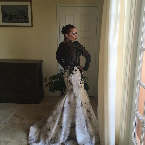 Alejandra Guzman, 2016 Billboard Latin Music Awards, Instagram