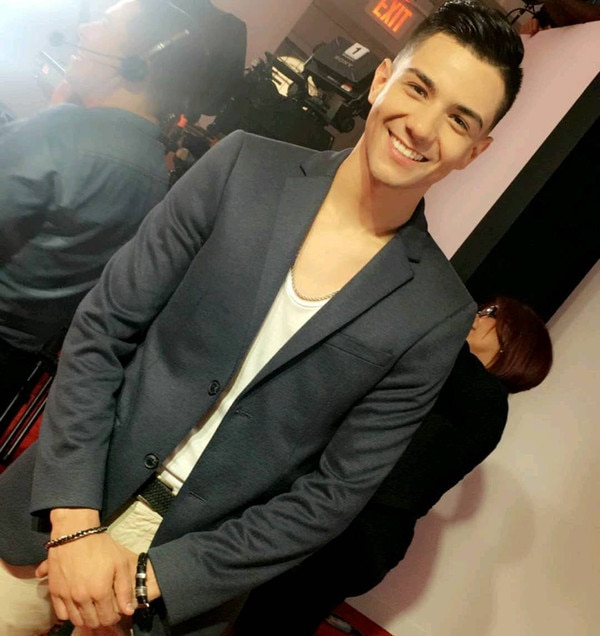 Luis Coronel From Billboard Latin Music Awards 2016 Instagrams