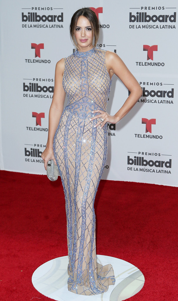 Shannon de Lima, 2016 Billboard Latin Music Awards