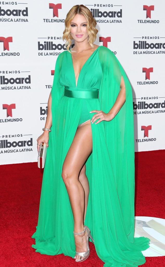 Zuleyka Rivera, 2016 Billboard Latin Music Awards