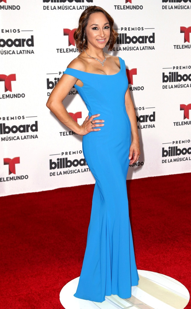 Cynthia Bague, 2016 Billboard Latin Music Awards