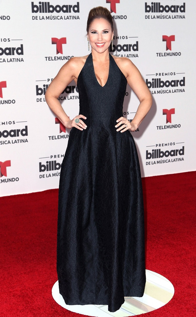 Ivette Machin, 2016 Billboard Latin Music Awards
