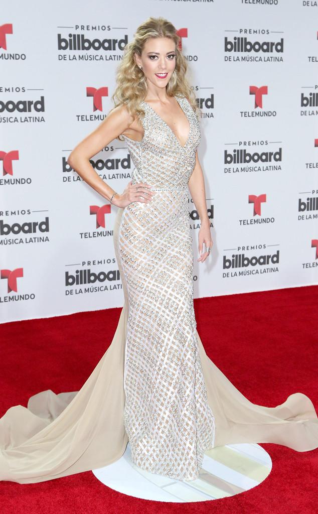 Fernanda Castillo, 2016 Billboard Latin Music Awards