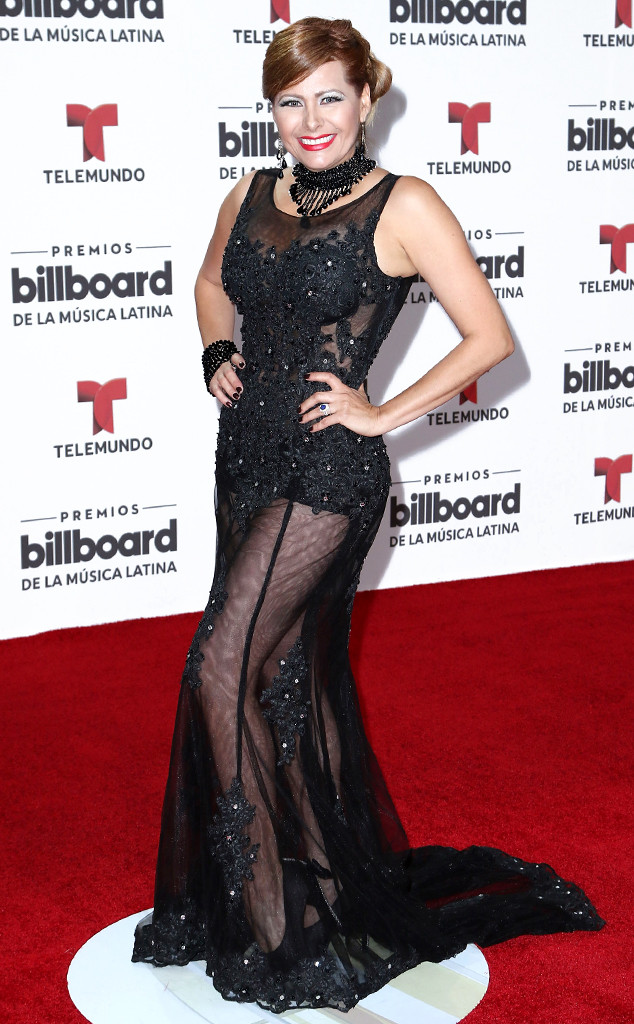 Carmen Jara, 2016 Billboard Latin Music Awards