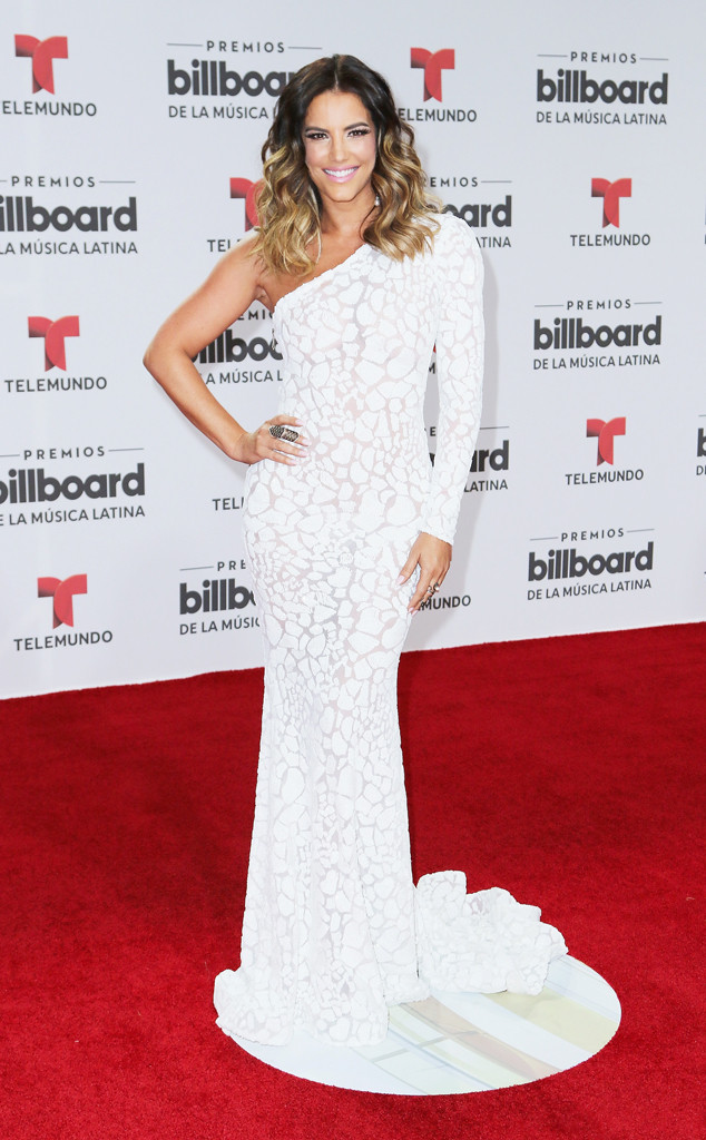 Gaby Espino, 2016 Billboard Latin Music Awards