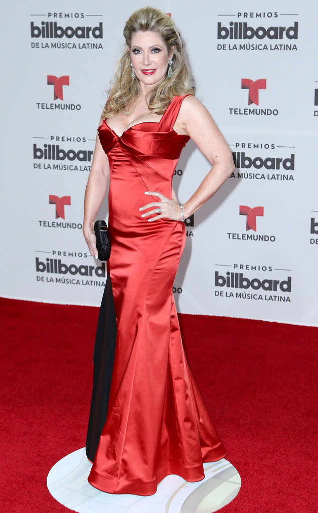 Felicia Mercado, 2016 Billboard Latin Music Awards