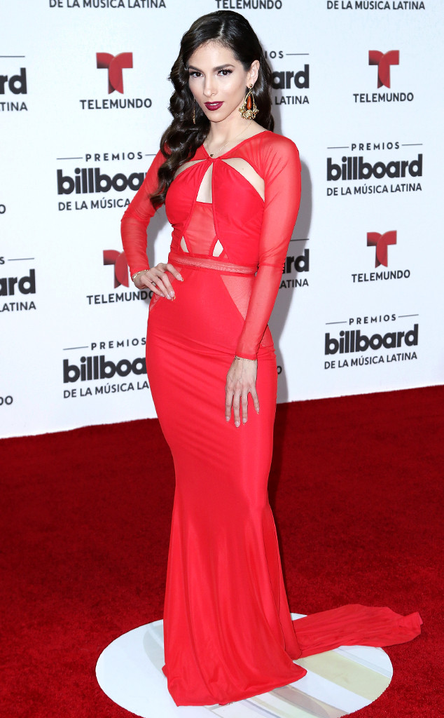 Paty Cantu, 2016 Billboard Latin Music Awards