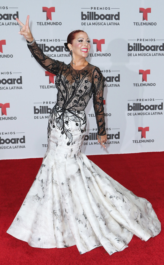 Alejandra Guzman, 2016 Billboard Latin Music Awards