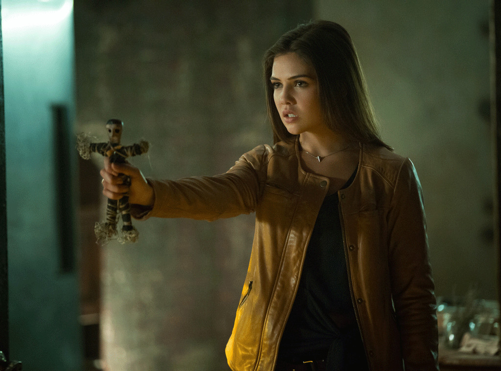 Danielle Campbell Is Returning to The Originals For a Visit