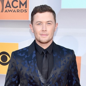 Scotty McCreery, ACM 2016