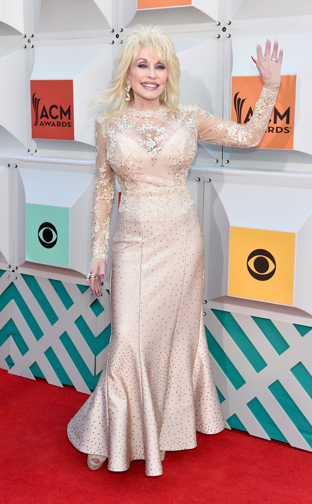 Dolly Parton, ACM 2016