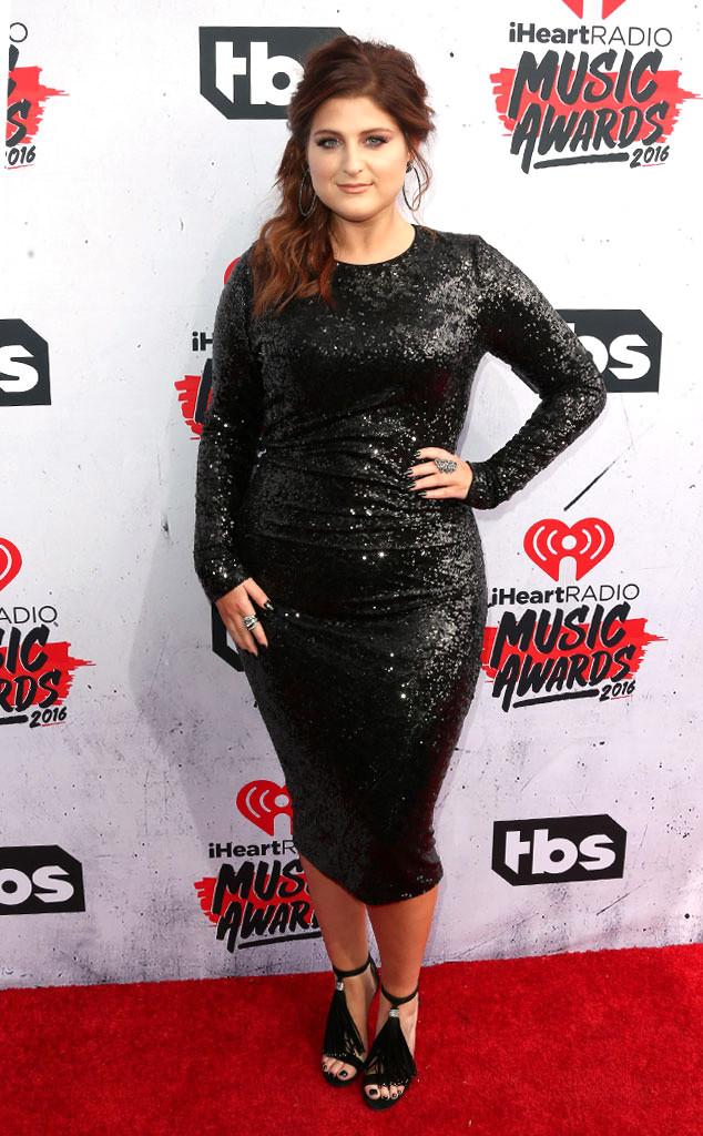 2016 iHeartRadio Music Awards, Meghan Trainor