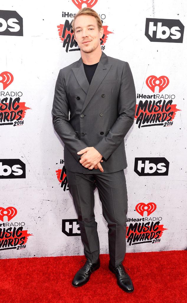 2016 iHeartRadio Music Awards, Diplo
