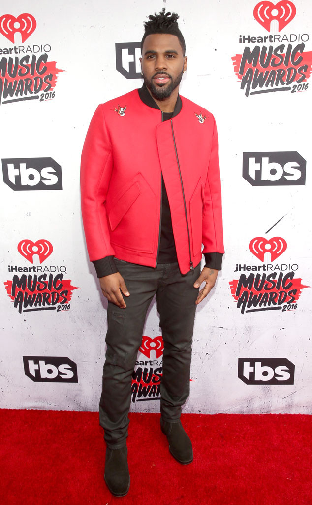 2016 iHeartRadio Music Awards, Jason Derulo
