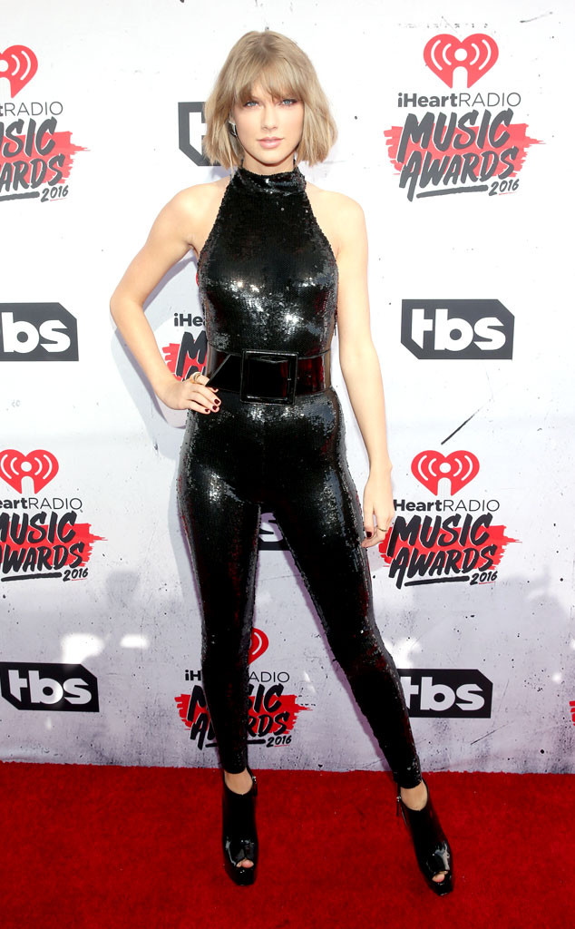 2016 iHeartRadio Music Awards, Taylor Swift