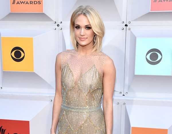 Carrie Underwood in Jean Fares Couture - Best and Worst