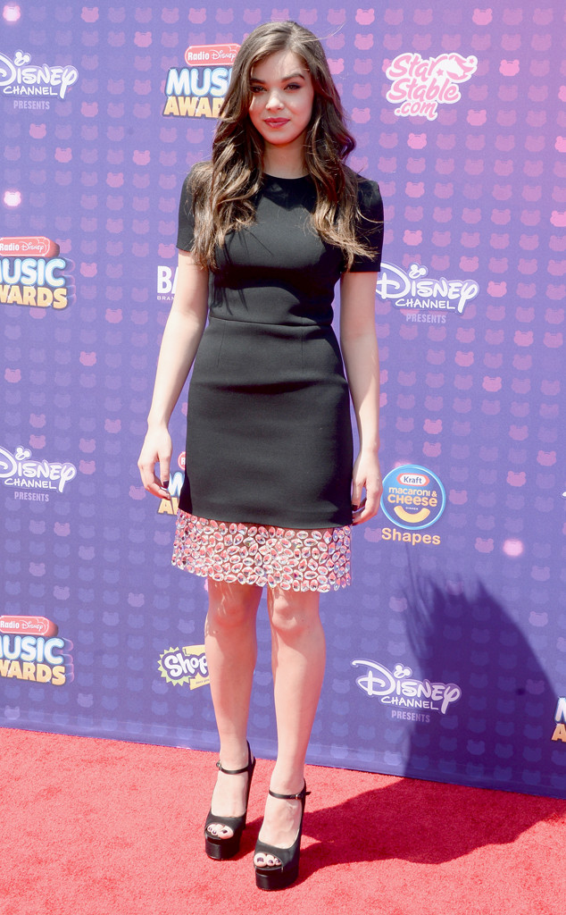 Radio Disney Music Awards, Hailee Steinfeld