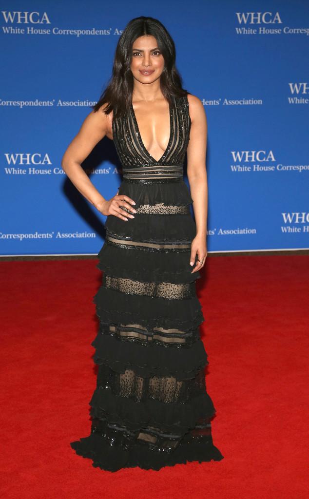 Priyanka Chopra, White House Correspondents Association Dinner