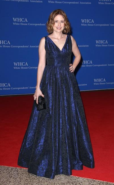 Jenna Fischer, White House Correspondents Association Dinner