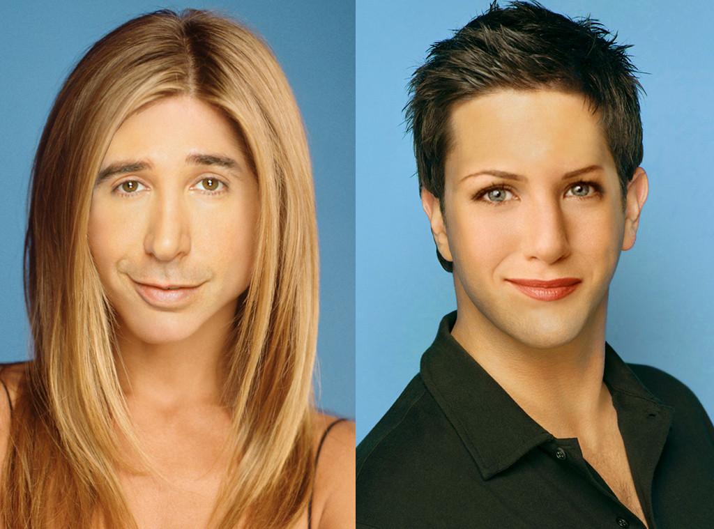 Face Swap, Friends, Rachel Ross