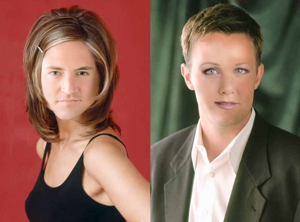 Face Swap, Friends, Rachel, Chandler