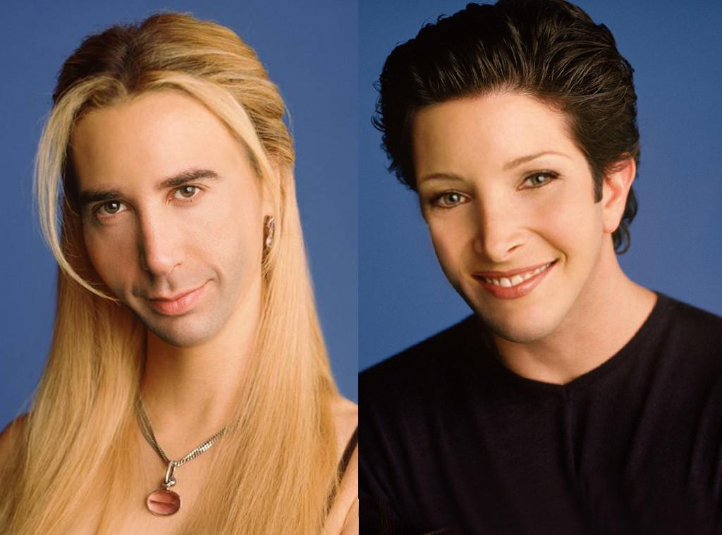 Face Swap, Friends, Phoebe, Ross