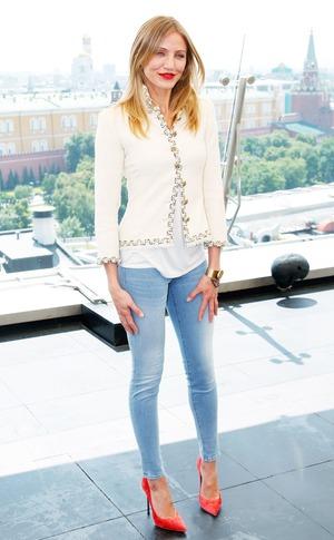 ESC: Skinny Jeans, Cameron Diaz