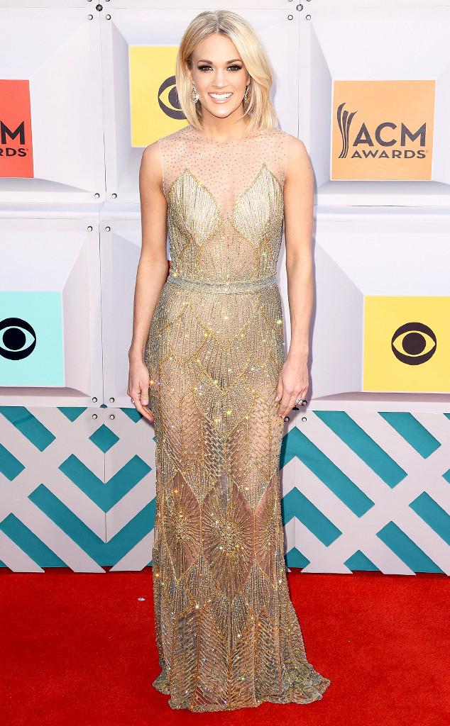 Carrie Underwood, ACM 2016