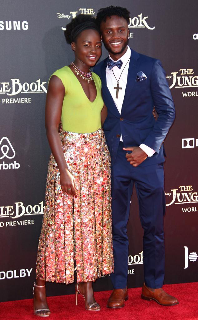 Lupita Nyong'o, Peter Nyong'o