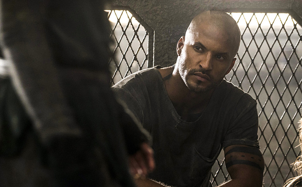 The 100, Ricky Whittle