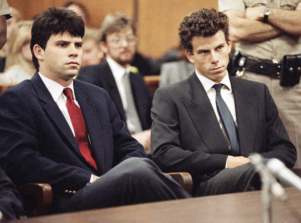 Lyle Menendez, Erik Menendez, True Crime Week