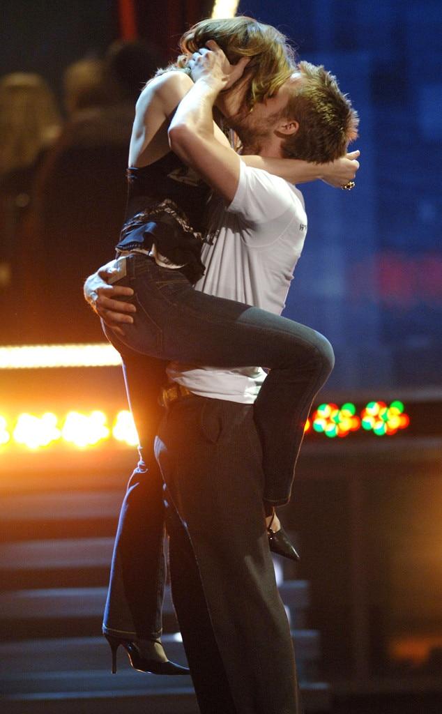 Ryan Gosling, Rachel McAdams, 2005 MTV Movie Awards, Best Kiss