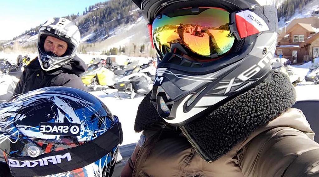 Scott Disick, Kourtney Kardashian, Colorado