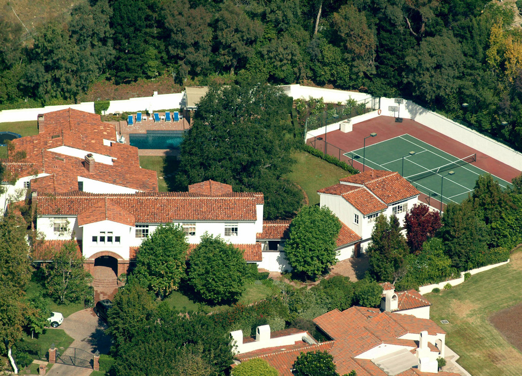 Britney Spears Home, Malibu
