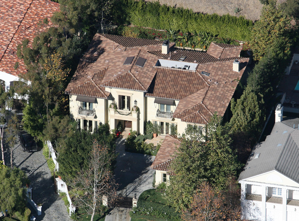 Britney Spears Home, Beverly Hills
