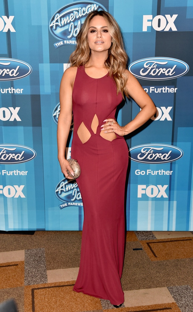 Pia Toscano from American Idol Series Finale: See the ...