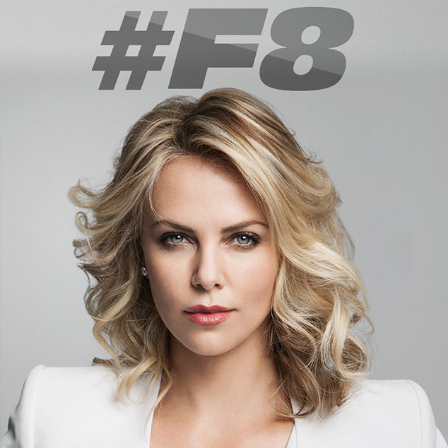 Charlize Theron, Fast and Furious 8