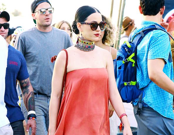 ESC: Coachella, Katy Perry, Twitter