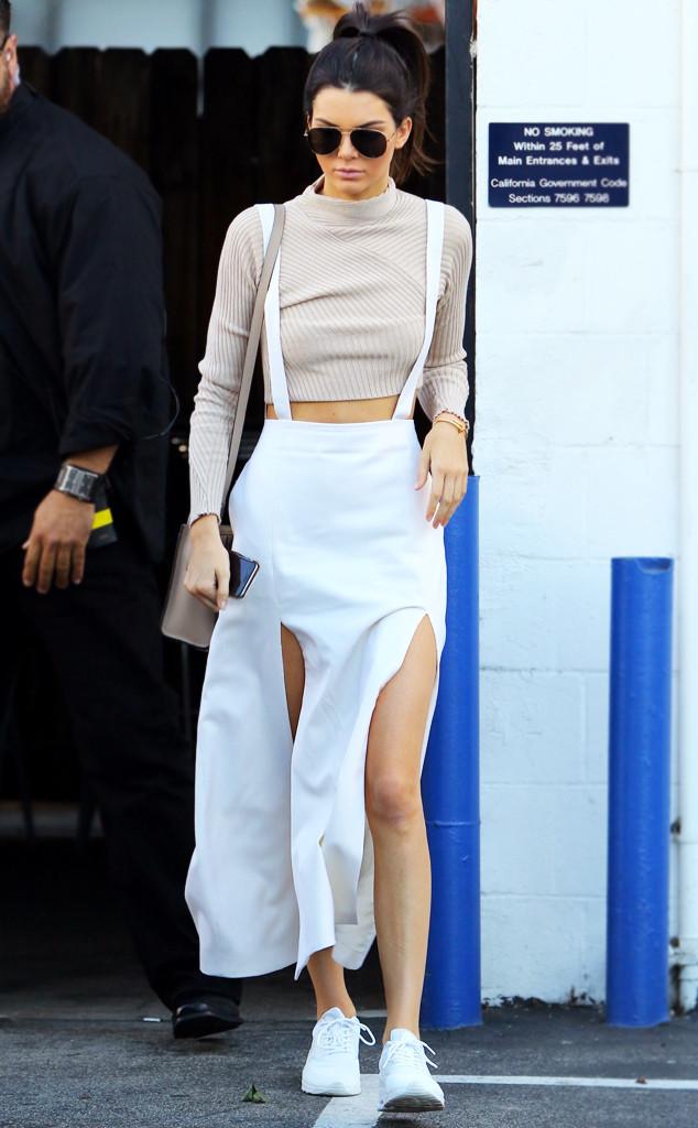 ESC: Crop Tops, Kendall Jenner